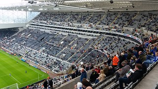 Newcastle United v Ipswich Town, St. James' Park, SkyBet Championship, Saturday 22nd October 2016   by CDay86