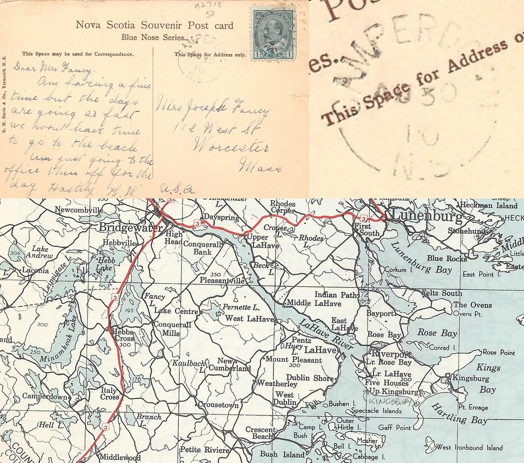 Nova Scotia Postal History