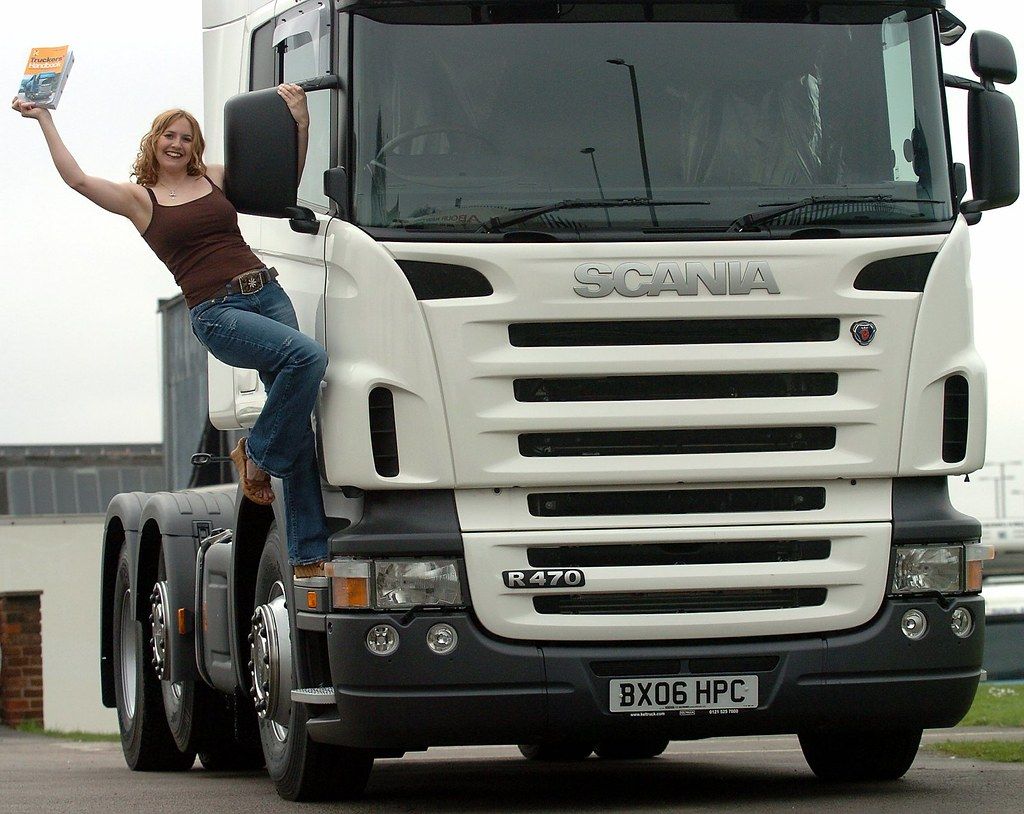 Lisa Marie Melbourne's Truckers' Handbook