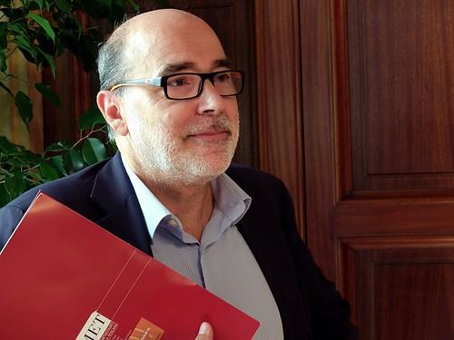 Fabio Cavallucci, direttore Museo Pecci