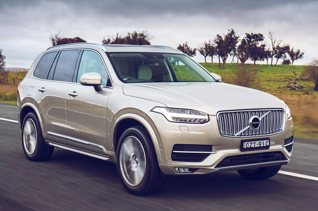 2015 Volvo Xc90 Review The All New Xc90 Is A Massive Ste