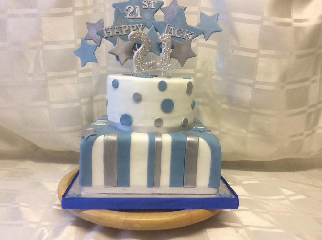 Incredible Boys 21St Birthday Cake Boys 21St Birthday Cake In Chocola Flickr Funny Birthday Cards Online Aboleapandamsfinfo
