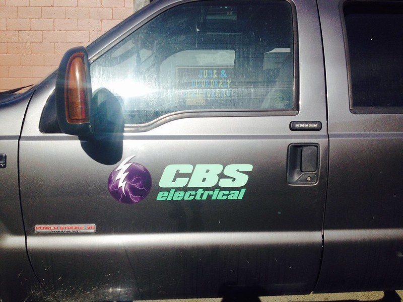 CDS vehicle graphics