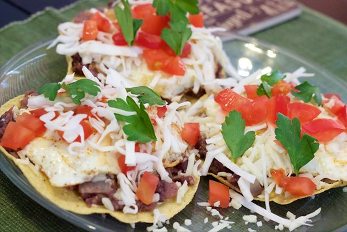 Black Bean Breakfast Tostadas Featured 02 | by Chris Mower