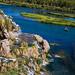 Neal Henderson - South Fork of the Snake - Idaho - Fall Creek Falls.