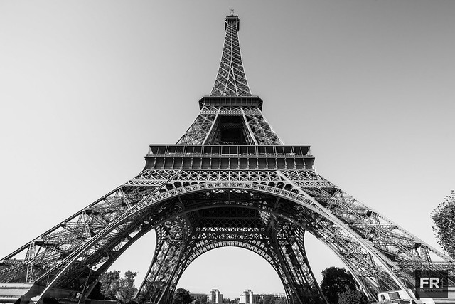 Eiffel Tower 3 - Paris - France