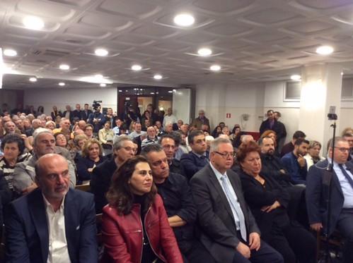 19.11.2016, Καβάλα: «Ποιο μέλλον για την Ελλάδα; Η παιδεία και ο πολιτισμός ως στοιχεία εθνικής ταυτότητας και ως μοχλοί ανάπτυξης»