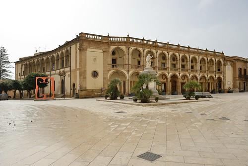 city italy town europe sicily mazaradelvallo