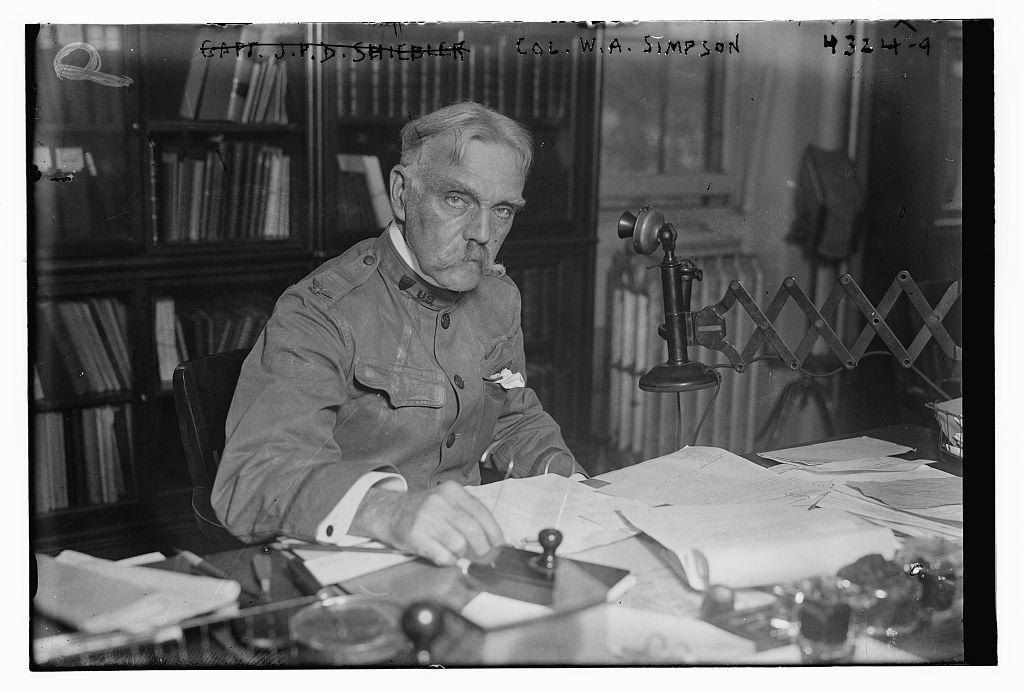 Col. W.A. Simpson (LOC)