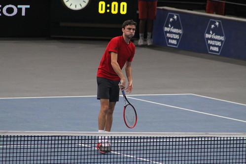 Gilles Simon   by tennis buzz