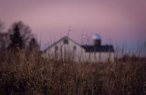 sunset blur fall field barn dof pennsylvania meadow depthoffield pa lancaster lancastercounty