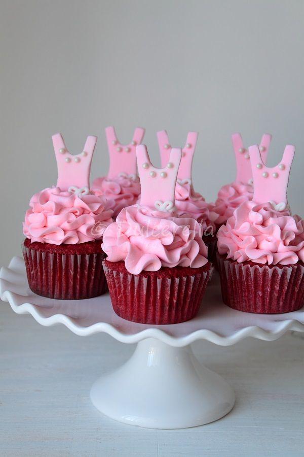 Ballerina cupcakes | Mihaela LeCedre | Flickr