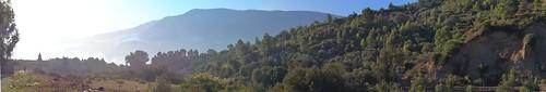 nature river algeria kabylie outdoor timezrit soummam