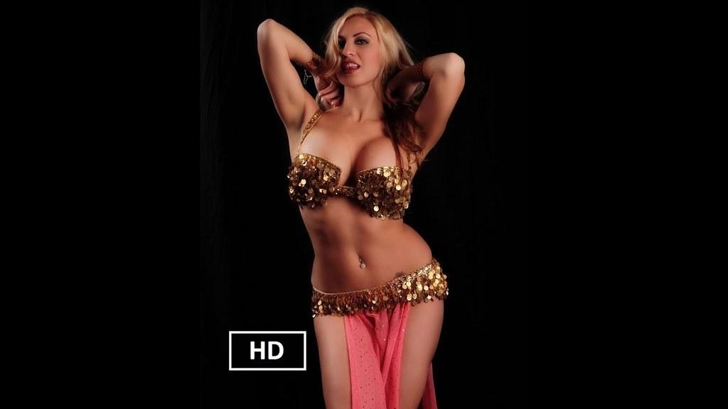 Belly dance video boobs