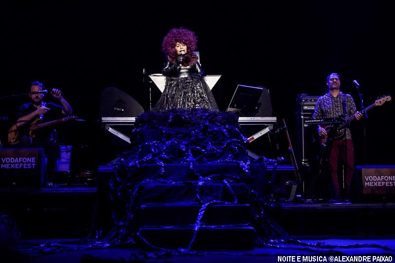 Elza Soares - Vodafone Mexefest '16