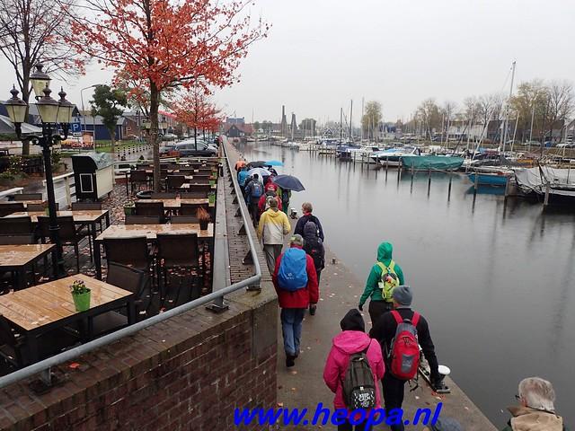 2016-11-09  Gooimeer tocht   25 KM   (35)