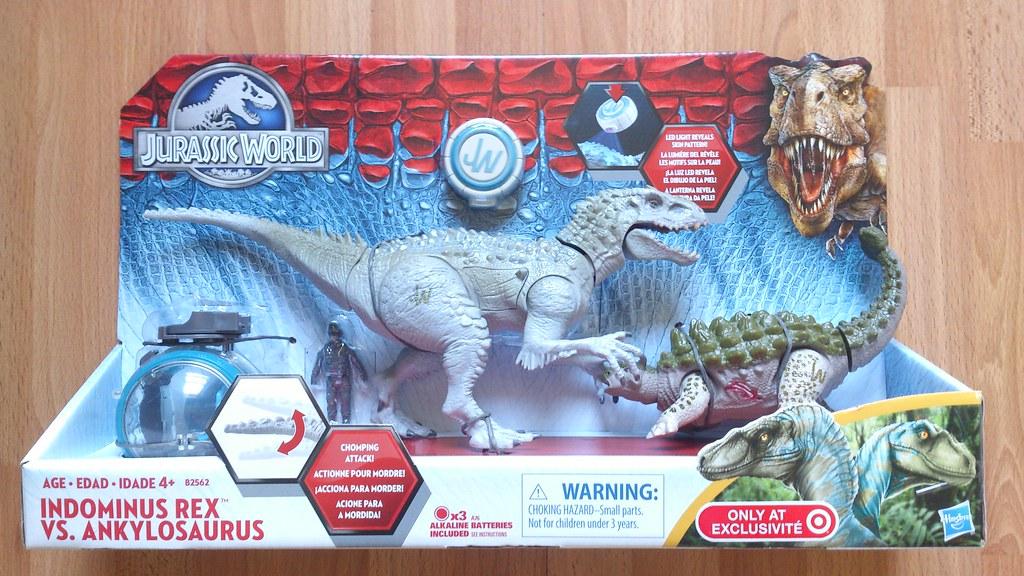 Jurassic World 2015 (Jurassic Park 4) Hasbro Indominus rex