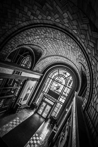 Porter Hall Diagonal