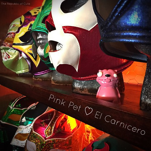 At Lakewood wing crawl! Pink Pet is so excited that El Carnicero joined this year!! #therepublicofcute #cle #cleveland #lakewood #elcarnicerolakewood #lkwdwingcrawl   by Karly West
