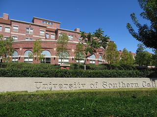 Welcome to University of Southern California (USC), Los Angeles, California