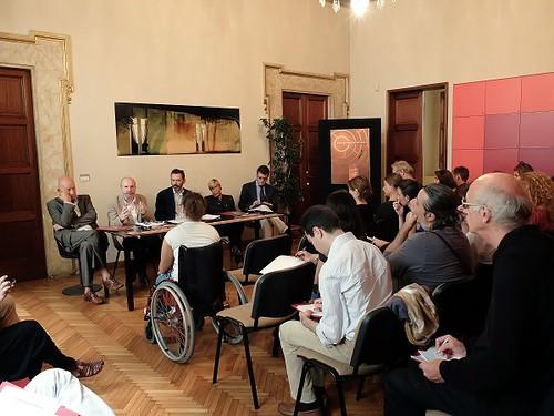Al Teatro Metastasio la conferenza stampa di Contemporanea 2015
