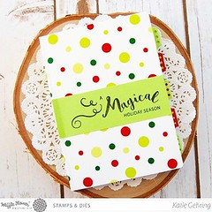 http://bit.ly/1LqnYZk On the blog today, Katie shares some Holiday Planning inspiration for Friday! #MagicalStampSet #StayFocusedDie #WaffleFlower #WaffleFlowerCrafts
