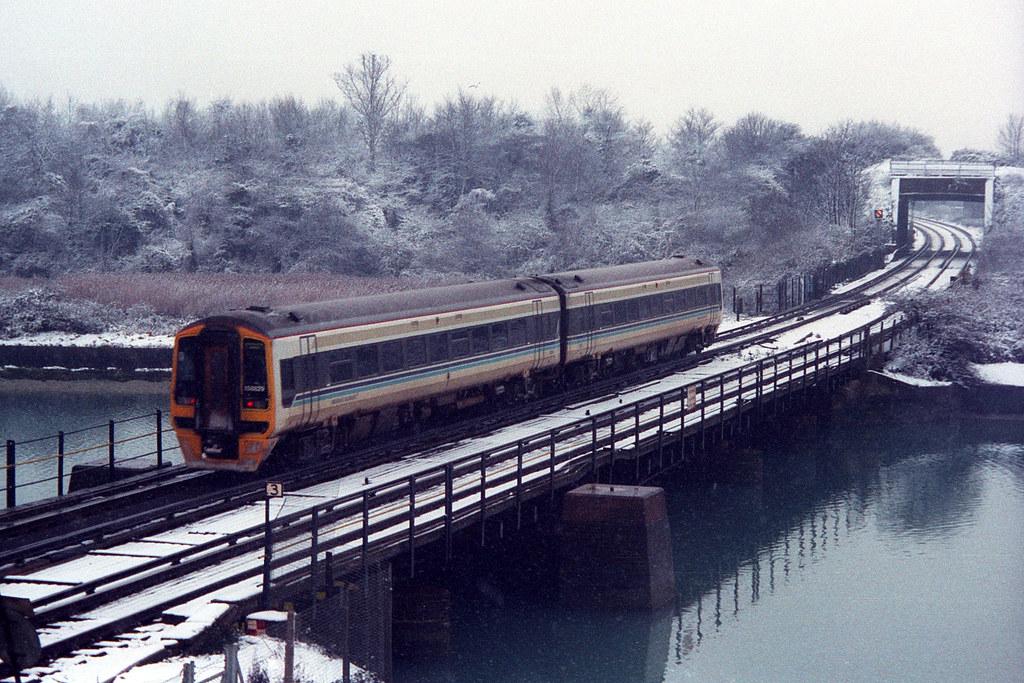 158829, Portcreek, Portsmouth, February 6th 1996