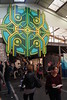 Mandala magnetikoglyphe la Reserve Malakoff by seize happywallmaker