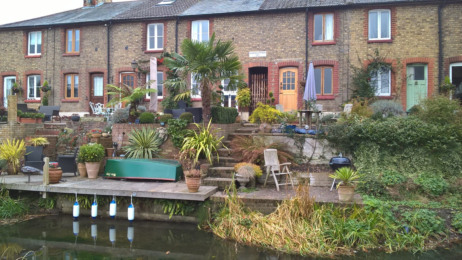 Riverside Cottages Shoreham, Kent