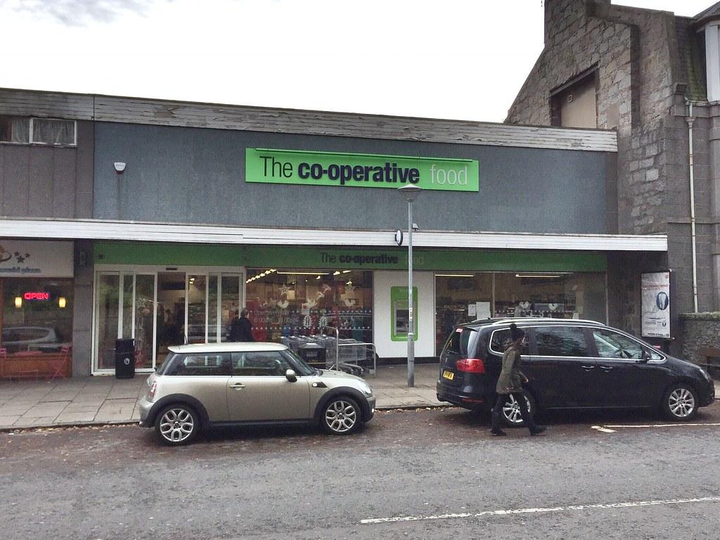 Great Western Tire >> The Co Operative Great Western Road Aberdeen Co Operativ