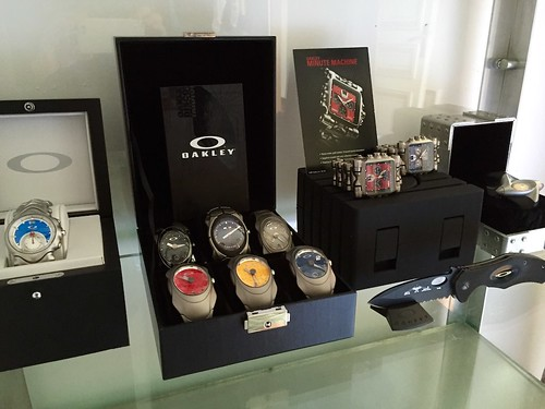 Oakley Watches   by paquit0