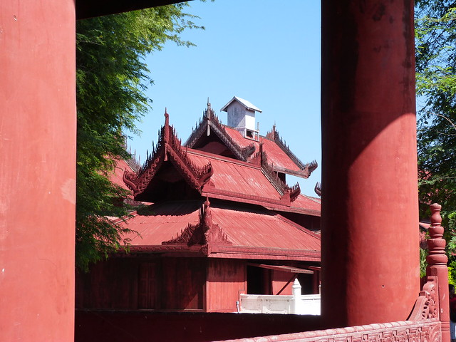 Palacio Real de Mandalay (¿Qué ver y hacer en Myanmar?)