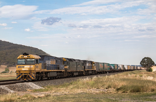 NR51, G537 and NR35 on 7BM4 at Murrays Flat. | by Azza01