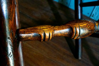 spindle back chair | by murot