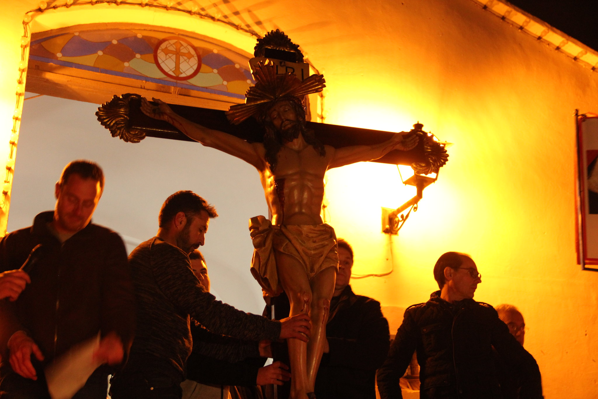 (2016-03-18) - VII Vía Crucis nocturno - Antonio José Verdú Navarro (122)