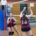 JV Volleyball vs Fulton