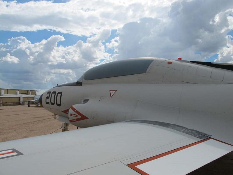 Lockheed T-1A (T2V-1) Seastar  3