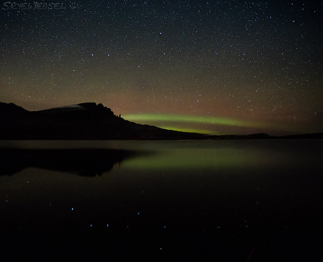 The Green Man of Storr