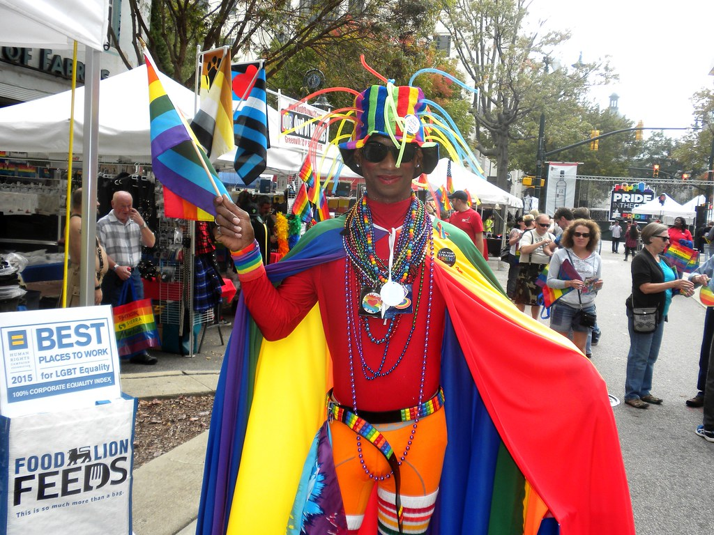 Gay Pride Festival, Columbia SC