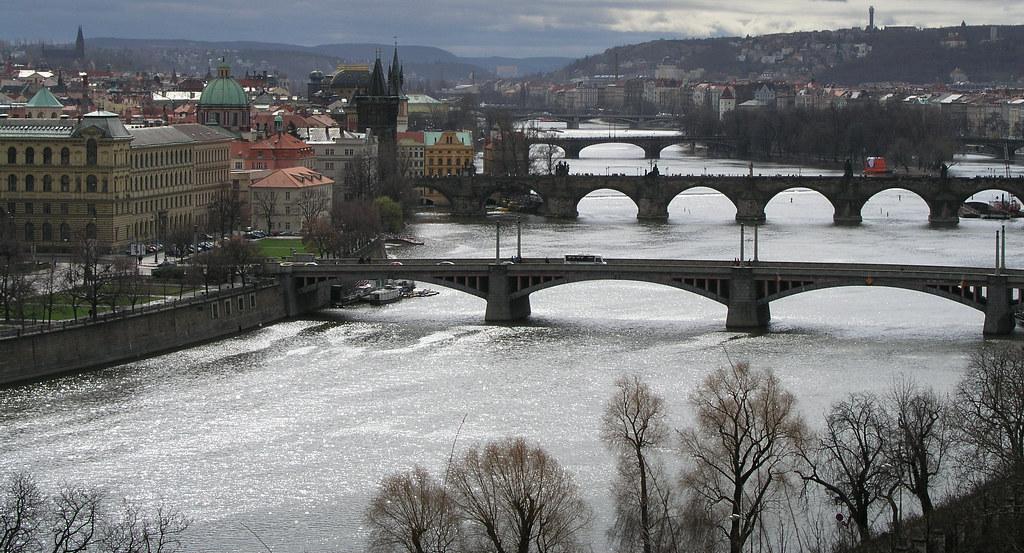 Winter Praguescape