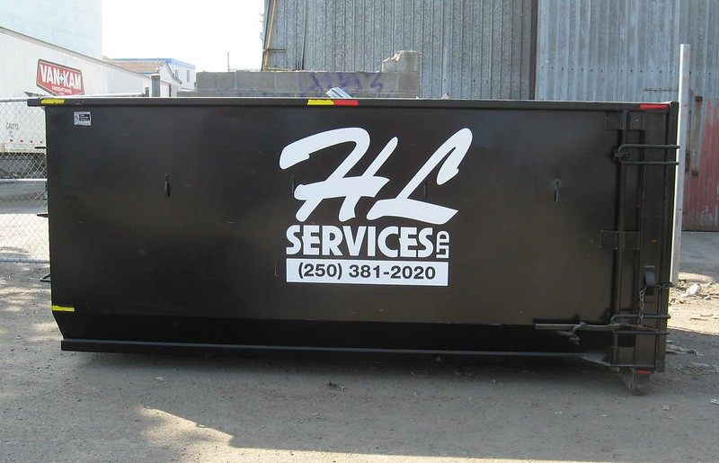 HL bin vehicle graphics