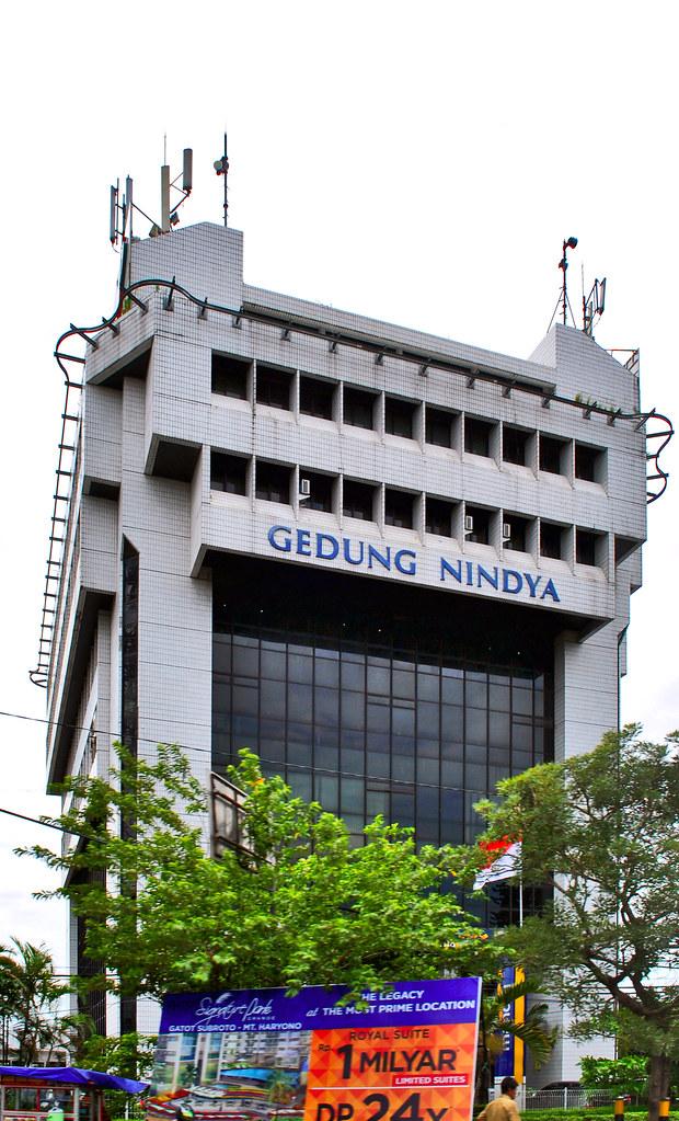 Gedung Nindya Karya