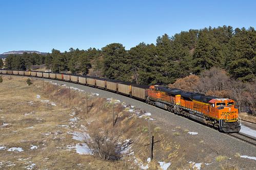 railroad monument train colorado bnsf emd coaltrain sd70ace jointline bnsf9103