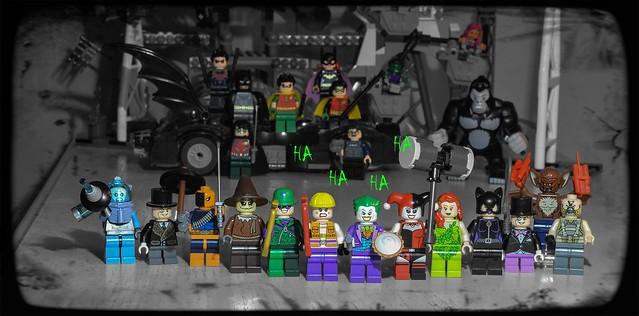 Lego Gotham Freak