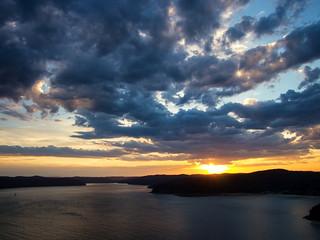 Hawkesbury Sunset