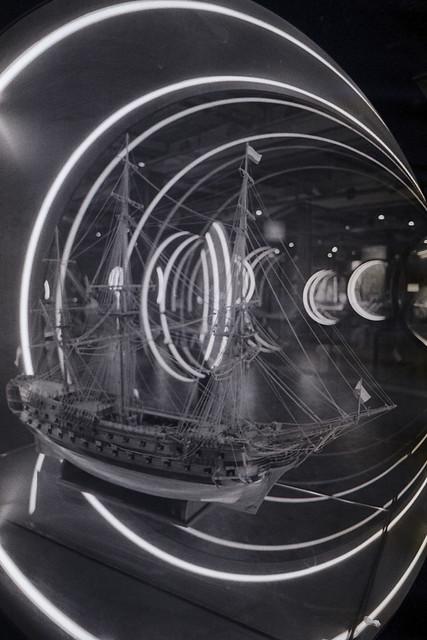 Ship in a Spiral