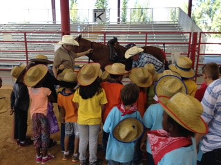 2015 - 1st Grade Feb. 25 Bergeron Rodeo Grounds, Davie, FL with Davie Rotary Club | by lindarubin51