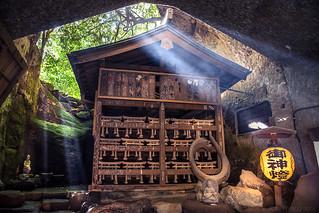 Zeniarai Benzaiten Ugafuku Shrine   by fbkphotography