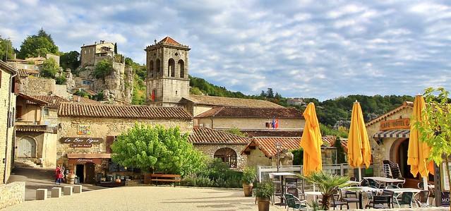 Labeaume Ardèche FRANCE