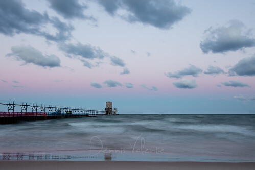 longexposure usa lighthouse pier michigan stjoseph lakemichigan greatlakes silverbeach 2015 northpier 5dsr